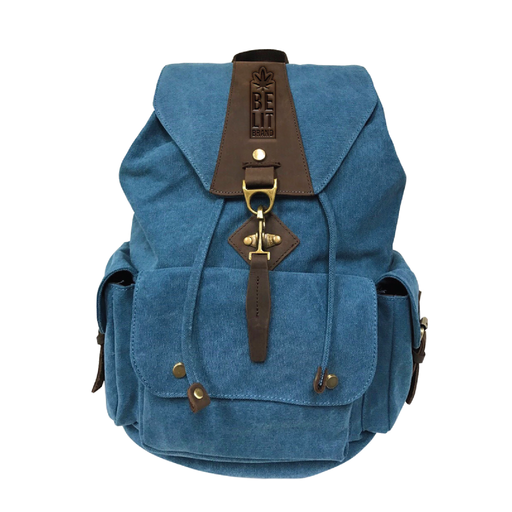 Be Lit Backpack - Ocean Blue