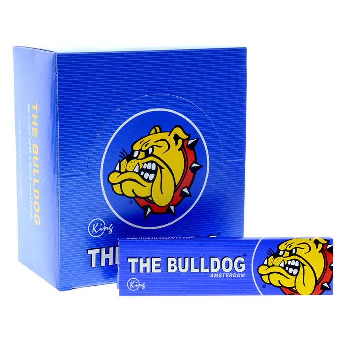 The Bulldog Amsterdam Rolling Papers - Kingsize