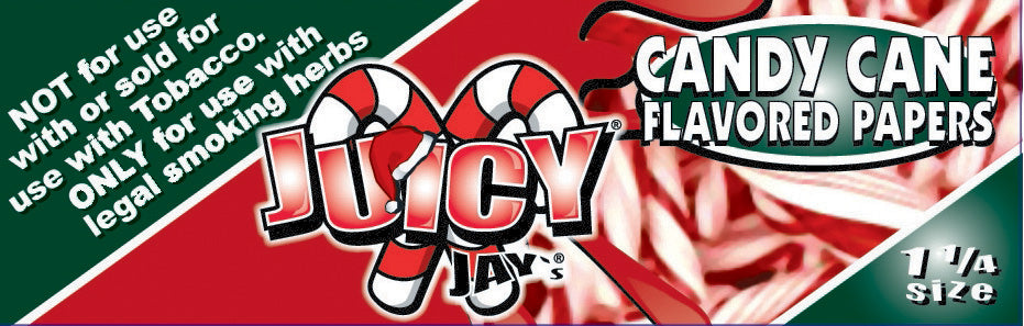 Juicy Jay's Candy Cane 1 ¼
