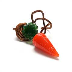 Boots Carrot Pendant