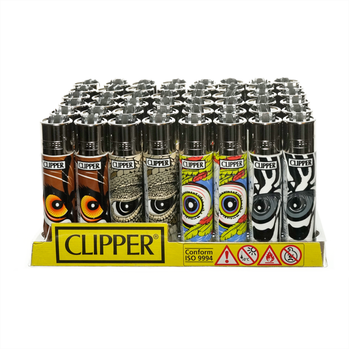 Eyeball Clipper Lighter