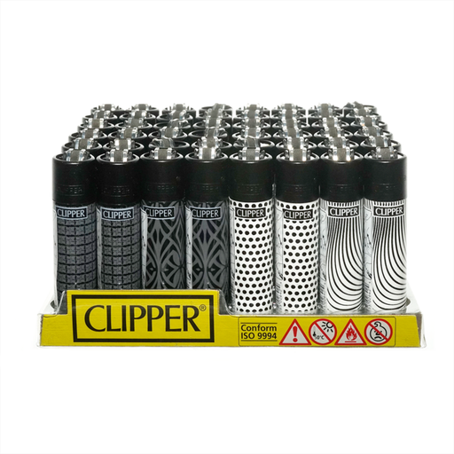Shapes Clipper Lighter