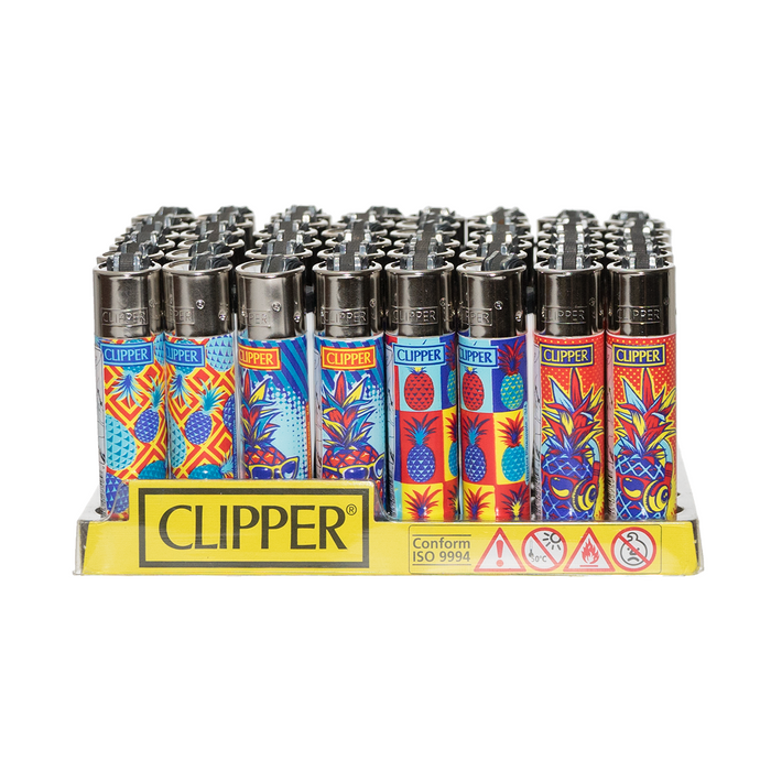 Pineapple Clipper Lighter