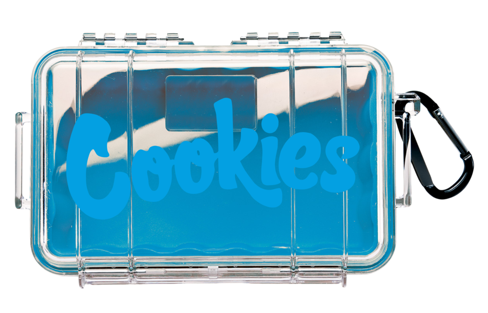 Cookies x Pelican 1050 Watertight Micro Case