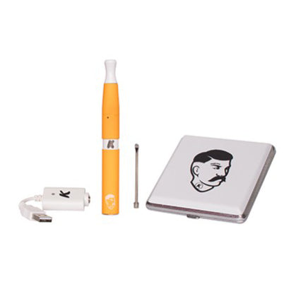 KandyPens - Ice Cream - CREAMSICLE (Orange/White)