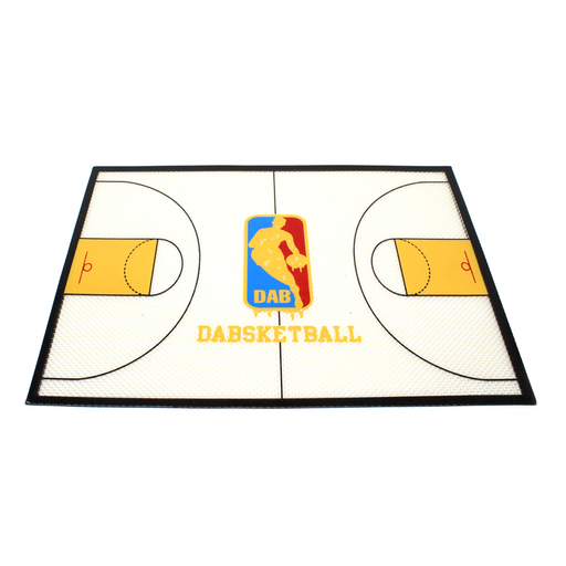 Dabsketball Silicone Dab Mat
