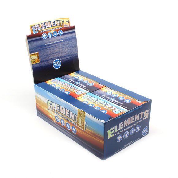 Elements 300 Rolling Papers