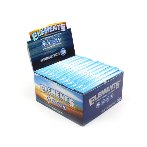 Elements Connoisseur King Size Slim w/Tips