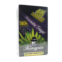 Kingpin Hemp Wraps - Goomba Grape