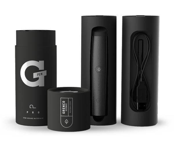 G Pen Pro Ground Material