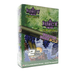 Juicy Hemp Wraps - Grapes Gone Wild