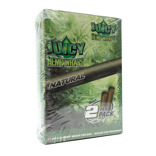 Juicy Hemp Wraps - Natural