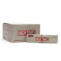 RAW x High Times Connoisseur King Size Rolling Papers With Tips