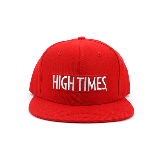 High Times Snapback - Red