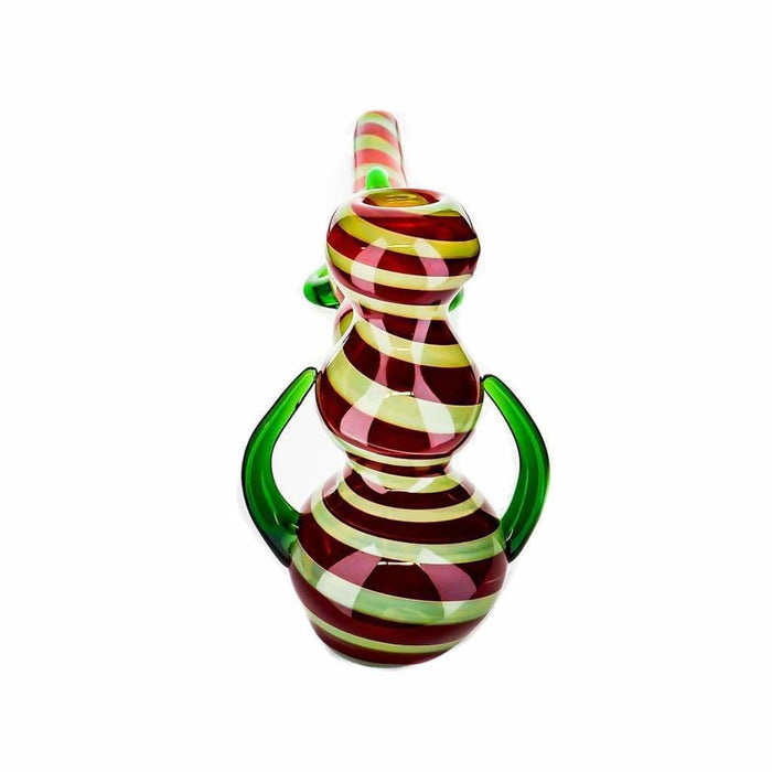 Horned Candy Bubbler On sale