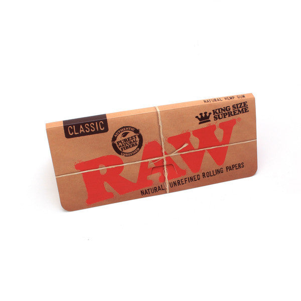 RAW King Size Supreme Creaseless