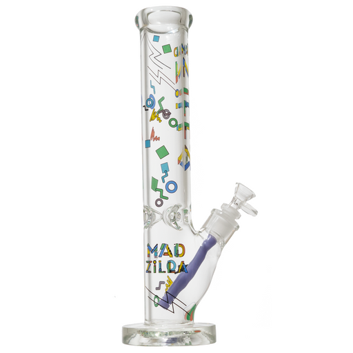 MADZILLA Bong - Straight Tube