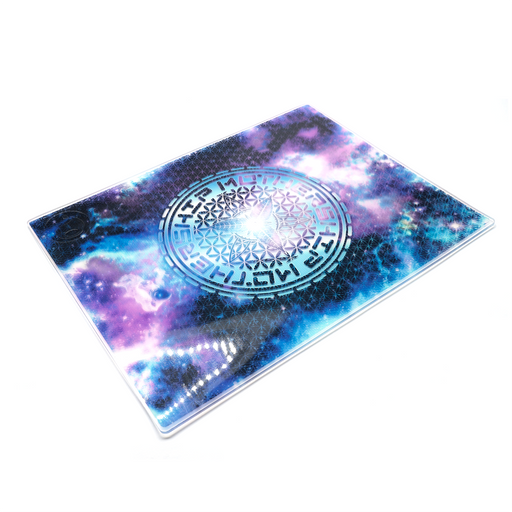 Mothership Glass x Oil Slick Pad Canvas - Opaque