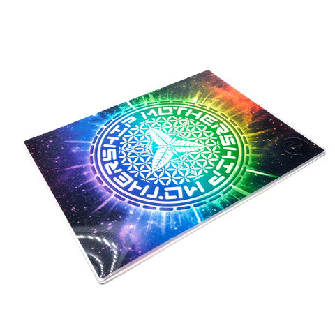 Mothership Glass x Oil Slick Pad Canvas