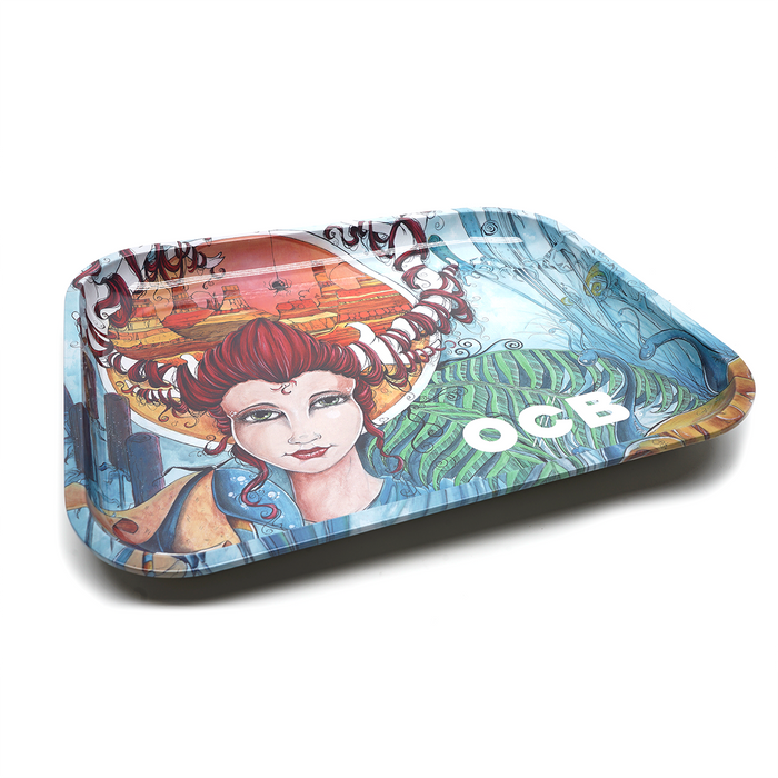 OCB Rolling Tray 'Sean Dietrich' - 3 Sizes