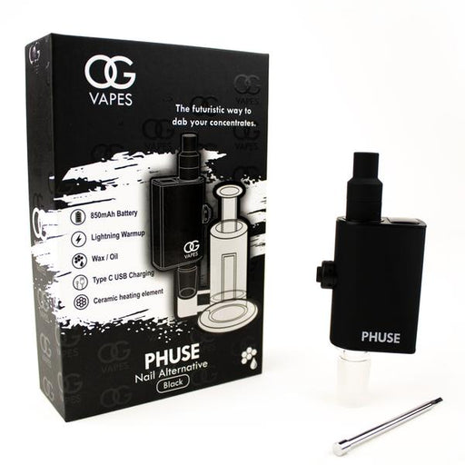 OG Vapes Phuse Portable E-Nail