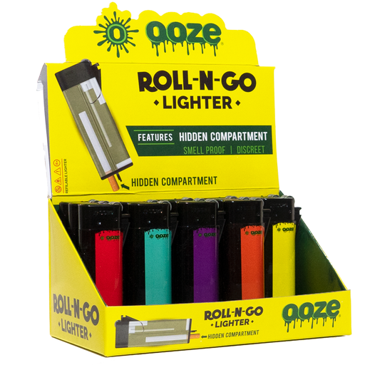 Ooze Roll N Go Lighter