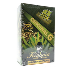 Kingpin Hemp Wraps - Original G