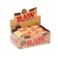 RAW Classic 300 1 ¼ Rolling Papers