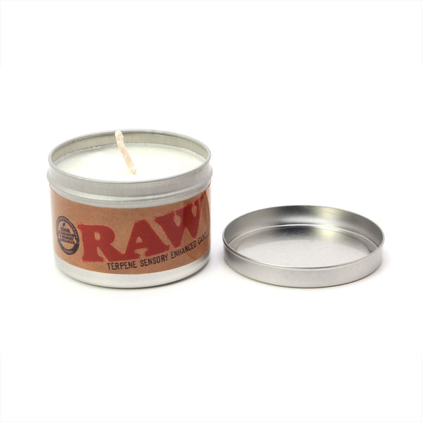 RAW Terpene Candle