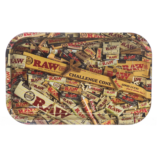 RAW Rolling Tray All Over Print
