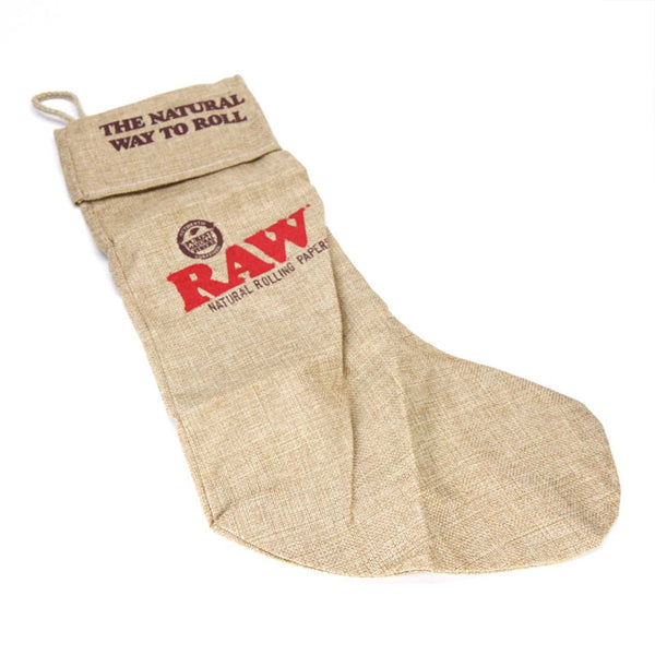 RAW Holiday Stocking
