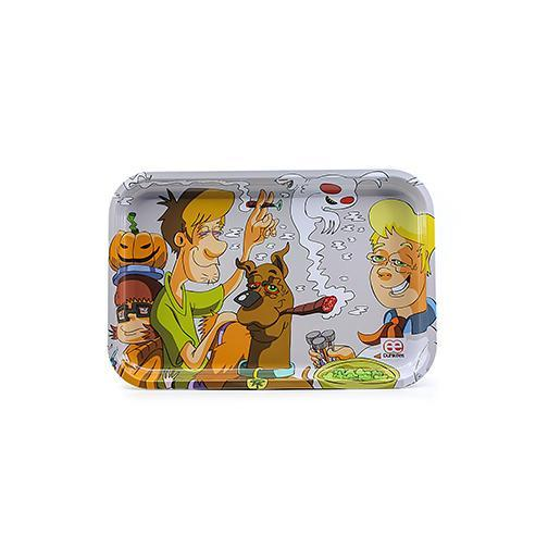 Dunkees 'The Mystery Gang' Rolling Tray