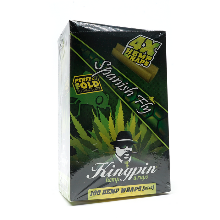 Kingpin Hemp Wraps - Spanish Fly