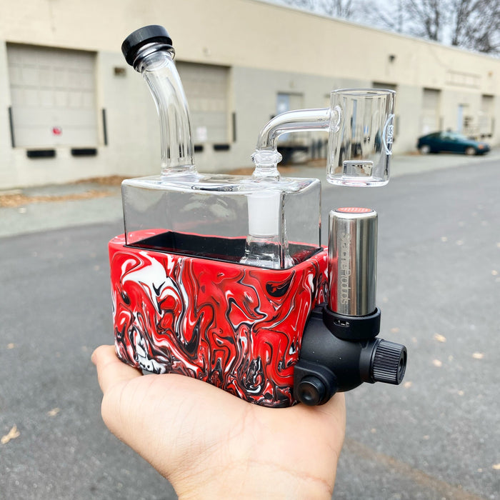 Stache Products Rig In One Vaporizer