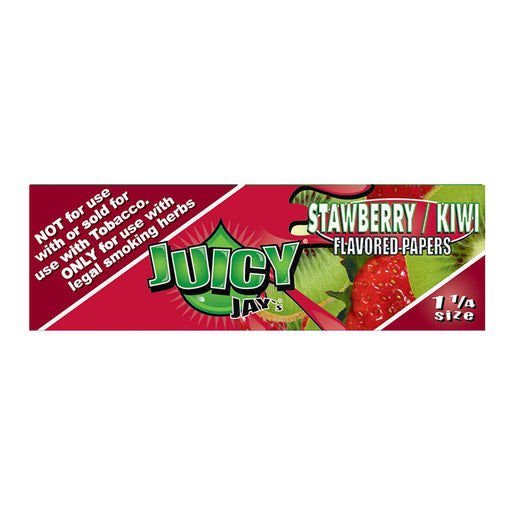 Juicy Jay's Strawberry Kiwi 1 ¼