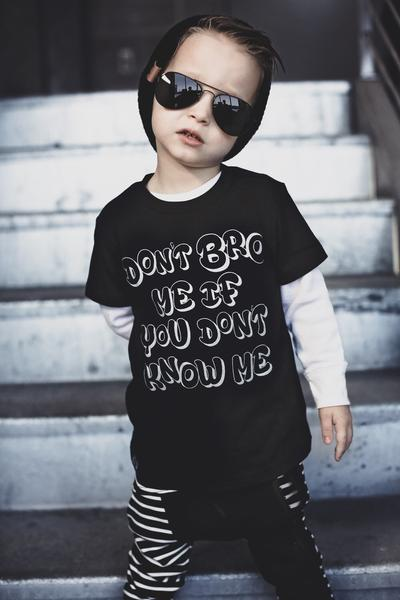 dont-bro-me-if-you-dont-know-me-kids-black-t-shirt-raxtin-clothing-co
