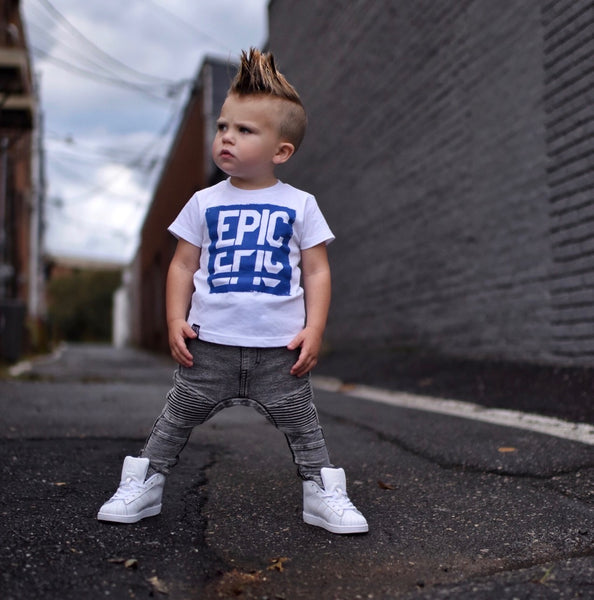 EPIC UNISEX KIDS T SHIRT | Raxtin Clothing Co - Love Sick Threads