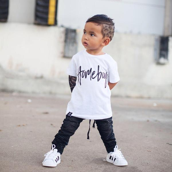 HOMEBOY KIDS T SHIRT | Raxtin Clothing Co - Love Sick Threads