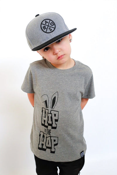 HIP TO THE HOP KIDS EASTER TSHIRT | Raxtin Clothing Co. - Love Sick Threads