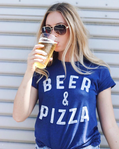 BEER & PIZZA ADULT