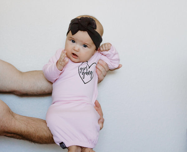 Girl gang baby gown - Love Sick Threads