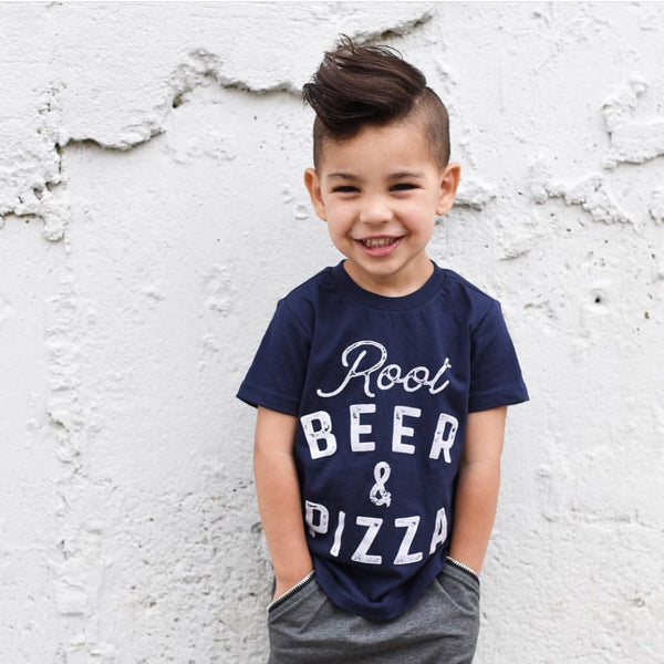 ROOT BEER & PIZZA | Raxtin Clothing Co - Love Sick Threads