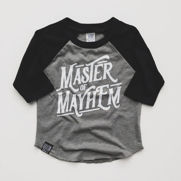 MASTER OF MAYHEM | Raxtin Clothing Co - Love Sick Threads