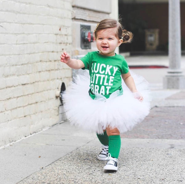 LUCKY LITTLE BRAT | Raxtin clothing co - Love Sick Threads