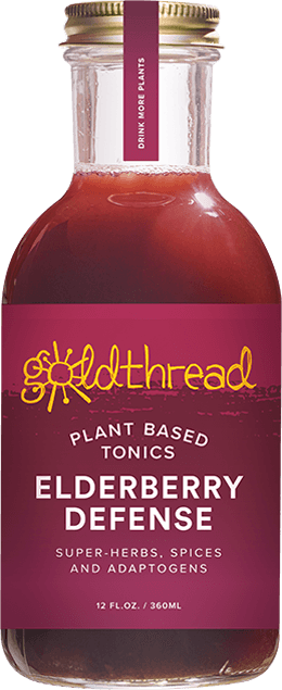 ELDERBERRY DEFENSE