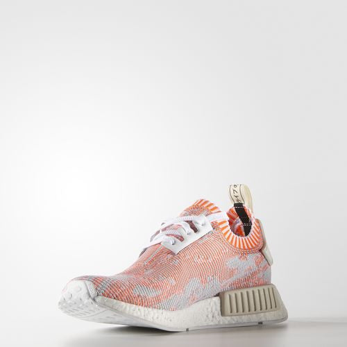 Adidas NMD Primeknit 'Solar Red Camo' - The Sole Angel