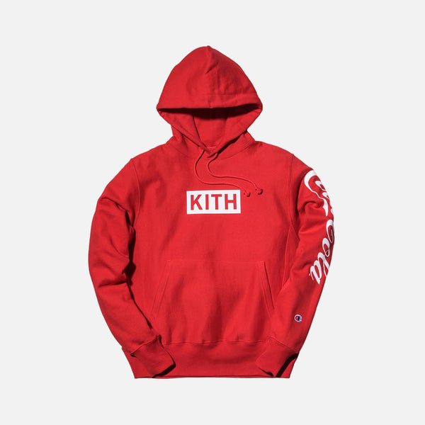 Kith x Coca-Cola Across The Globe Hoodie - The Sole Angel