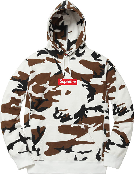 Supreme Box Logo Hooded Sweatshirt Auto-Checkout Service (U.S) - The Sole Angel