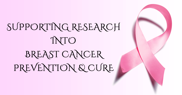 EJ Creative Flair Supporting Research into Breast Cancer Prevention and Cure