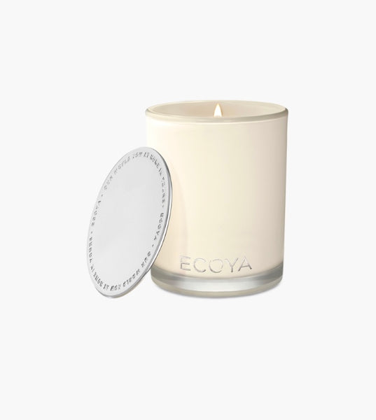 Ecoya Madison Candle - Coconut & Elderflower